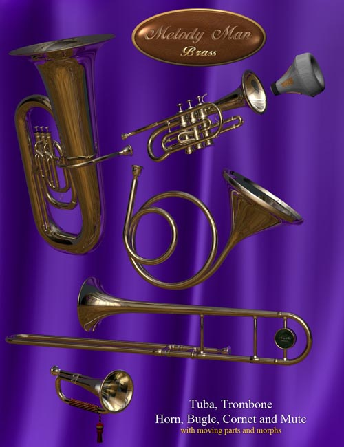 Melody Man Brass
