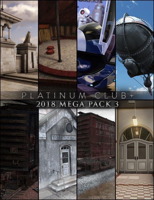 Platinum Club Anniversary 2018 - Mega Pack 3