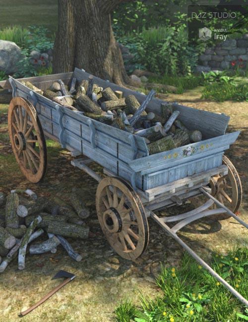Suffolk Wagon
