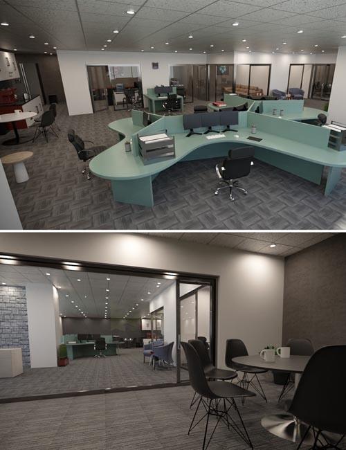 Designer Studio Office