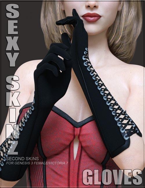 Sexy Skinz - Gloves