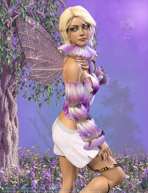 Romance for Fairy Outfit G8 Female