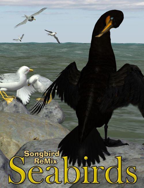 Songbird ReMix: Seabirds