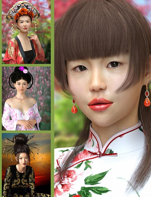 East Asian Women for Mei Lin 8