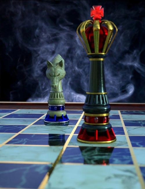 Checkmate Chess Set
