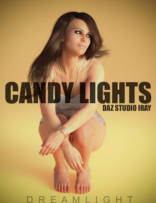 Candy Lights - DAZ Studio Iray