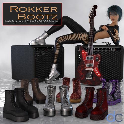 DC-RokkerBootz