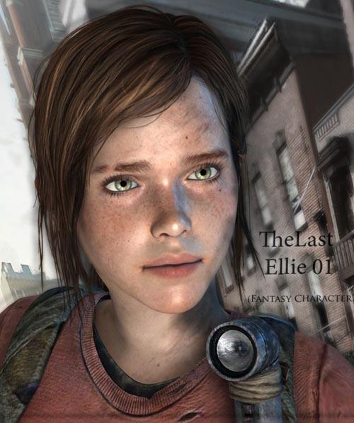 TheLast Ellie 01