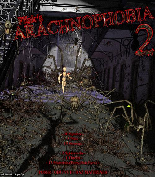 Flinks Arachnophobia 2