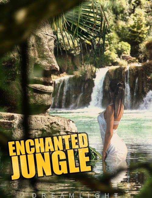 Enchanted Jungle Backgrounds