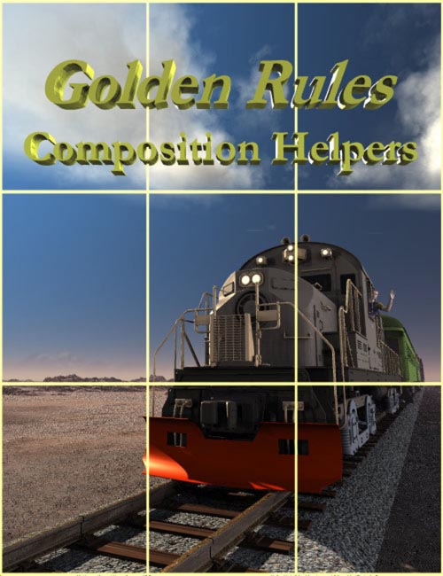 Golden Rules Composition Helpers for Bryce