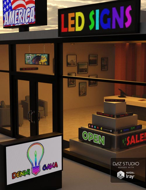 LED Signs