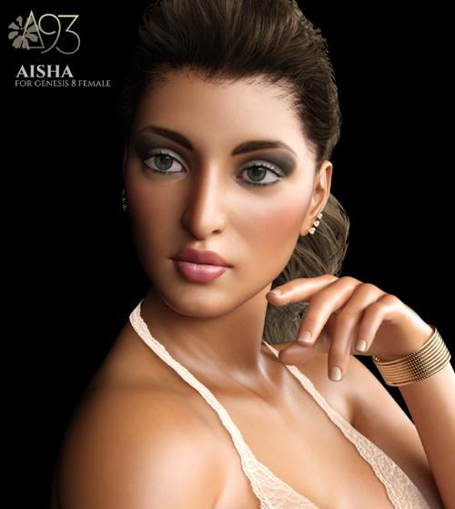 a93 - Aisha for G8F