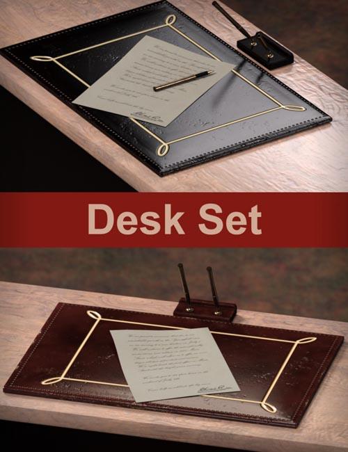 MD Desk Set