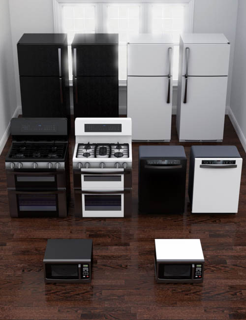 C3D Appliances