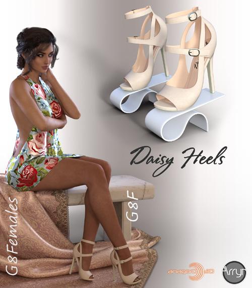 Daisy Heels G8F
