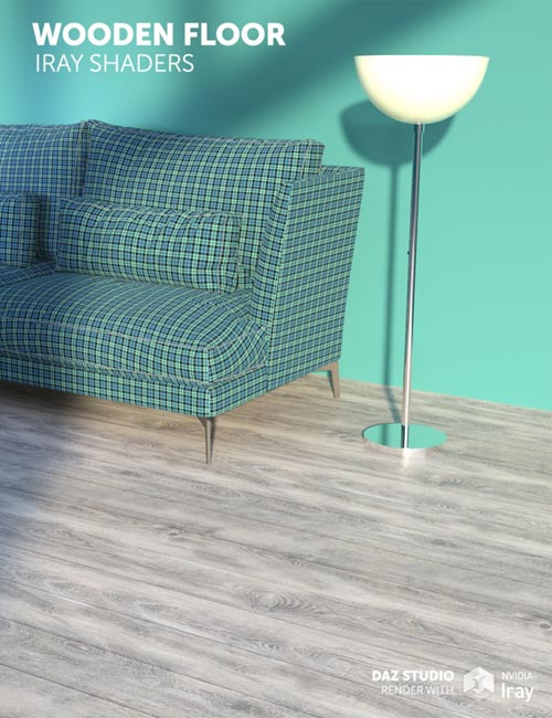 Wooden Floor - Iray Shaders