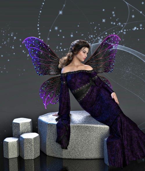 dForce Pandora Gown