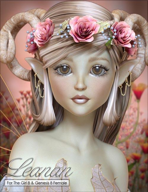 VYK Leanan for The Girl 8