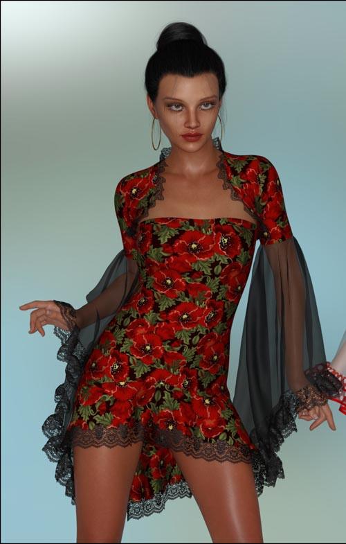 dForce - Flamenco Nights for G8F