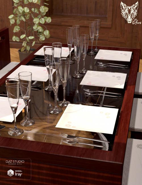 Japanese Style Dining Sets - Lotus