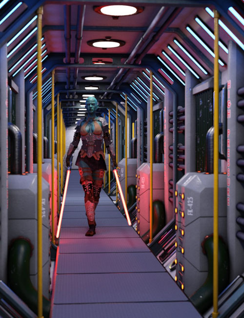 Fleet Ops: Corridor 7