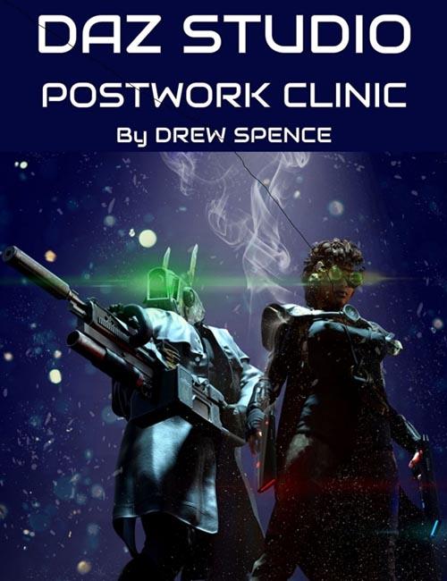 Daz Studio Postwork Clinic