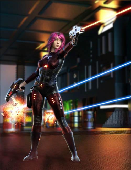 300X EV Suit for Genesis 8 Female(s)