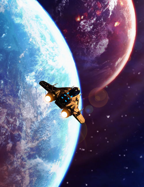 Sci-Fi HDRI