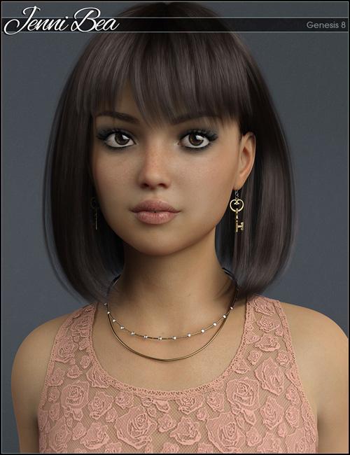 Sabby-Jenni Bea for Genesis 8