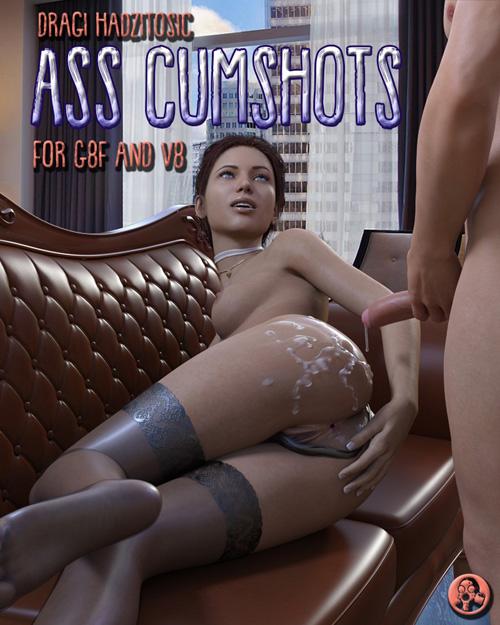 Ass Cumshots