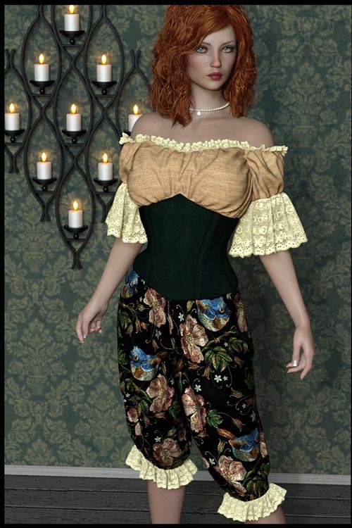 Private Moments: Victorian Mistress for G8F