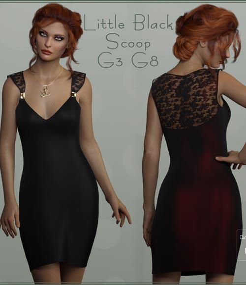 Little Black Scoop G3F G8F