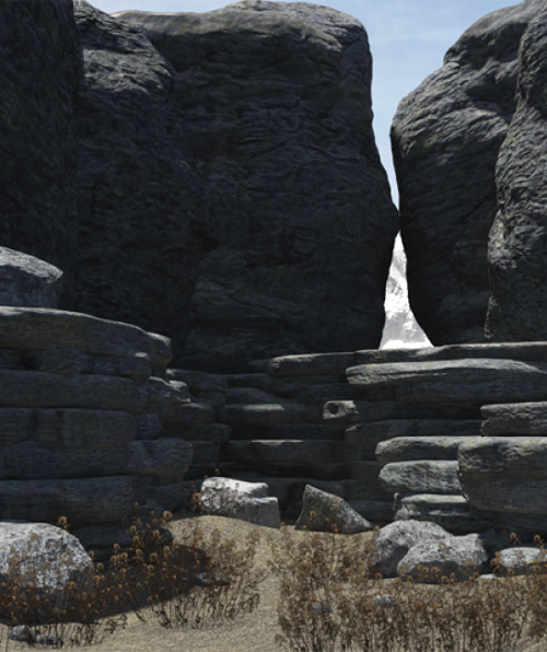 Modular Cliff Formations Volume 3