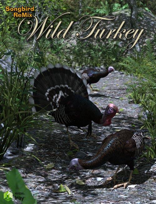 SBRM Wild Turkey
