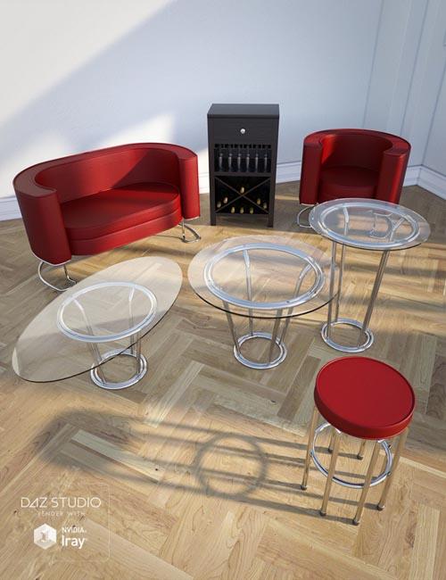 Sleek Lounge Furniture