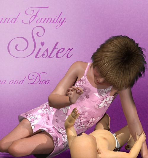 Friends and Family - Big Sister