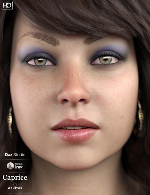 Caprice HD For Genesis 8 Female