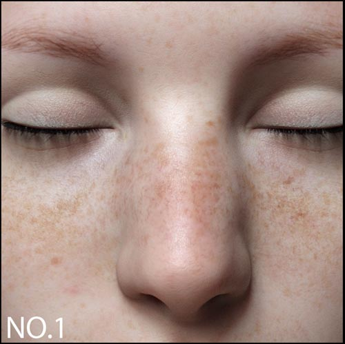 Big Nose Morphs for G8F Vol 1