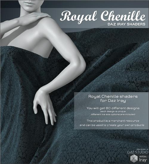 Daz Iray - Royal Chenille
