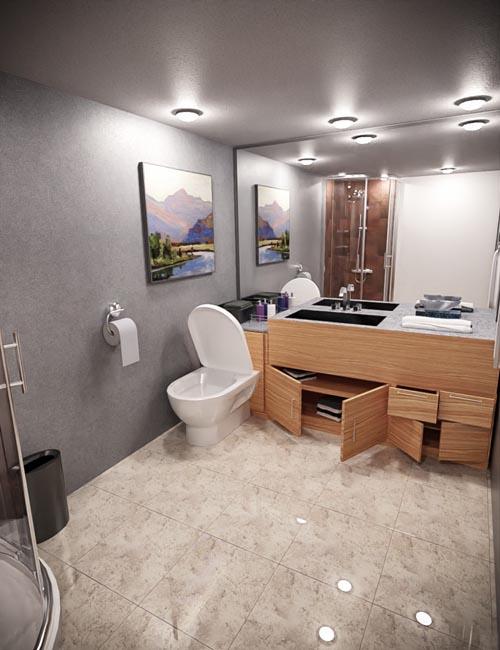 Lovable Bathroom
