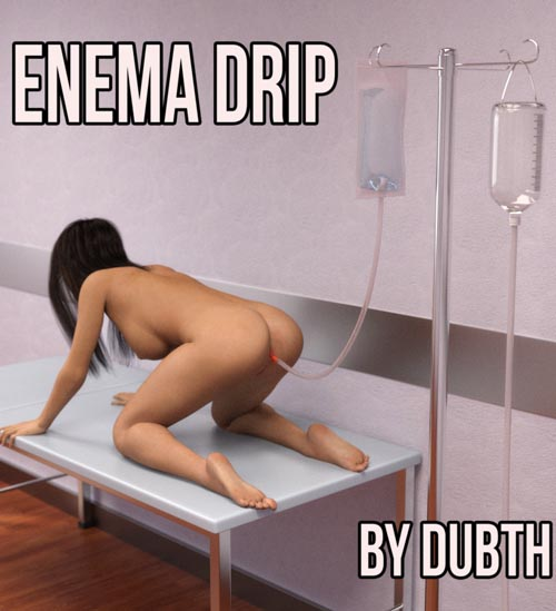 Enema Drip for Iray