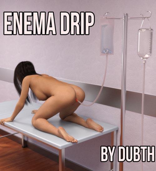 Enema Drip for Iray