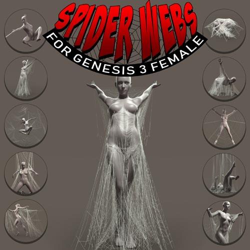 Spider Webs for G3F