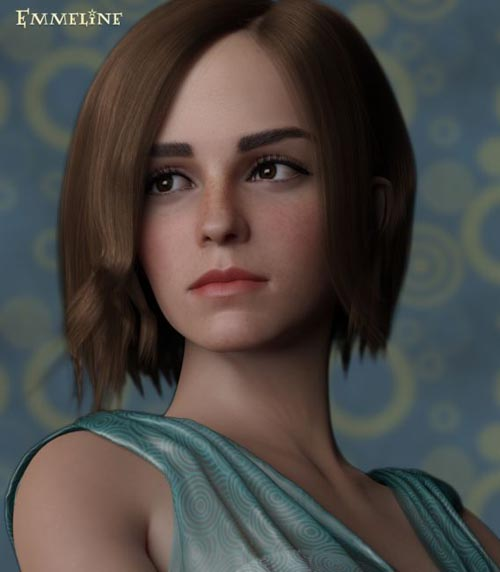 Emmeline for Genesis 8 Female