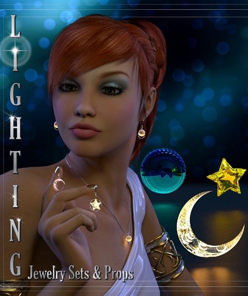 LIGHTING Jewelry Sets