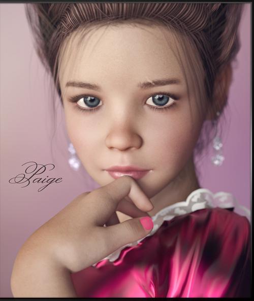 Paige - Genesis 3 & 8 Female