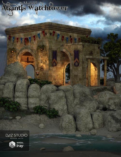 Muelsfell Atlantis Coastal Watchtower