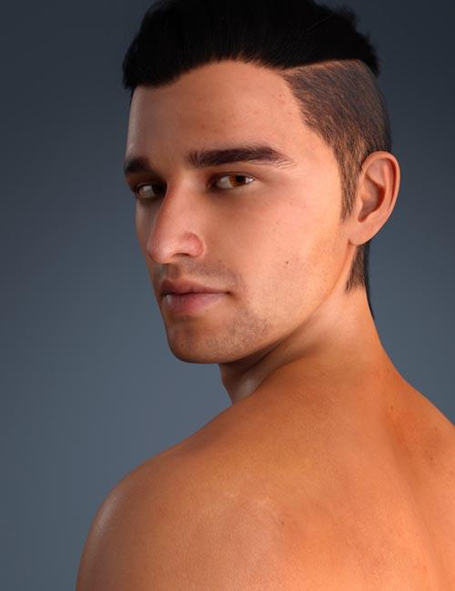 Rodrigo for Genesis 8 Male