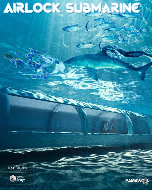 Submarine Airlock For DS